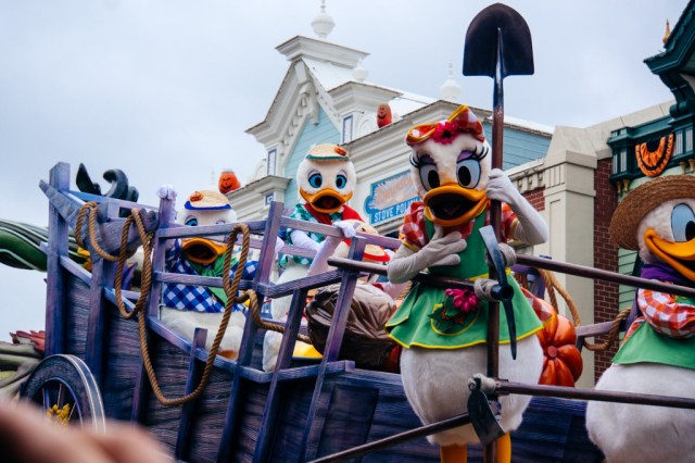 Disneyland Paris Halloween Mini Parade-10