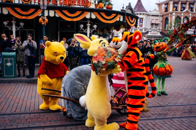 Disneyland Paris Halloween Mini Parade-12