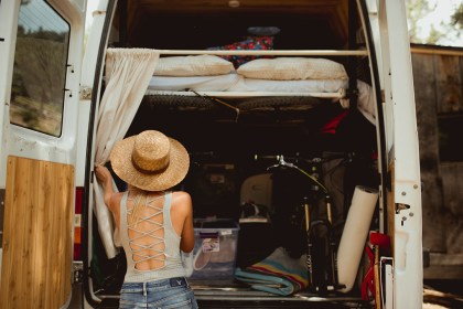 Aménagement Sprinter Van