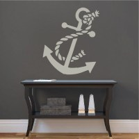 Anchor Wall Decal - Trendy Wall Designs