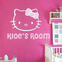 Hello Kitty Wall Stickers Large - [peenmedia.com]