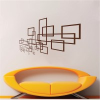 Geometric Modern Wall Decal & Vinyl Wall Art From Trendy ...