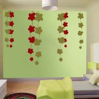 Trendy Vines Wall Decals - Trendy Wall Designs