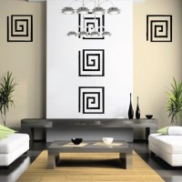 Elegant Design Wall Decals _ Trendy Wall Designs