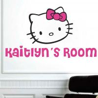 hello kitty wall decals | Roselawnlutheran