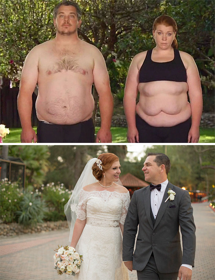 Weight Loss Success Stories From Couples Who Know The Definition Of