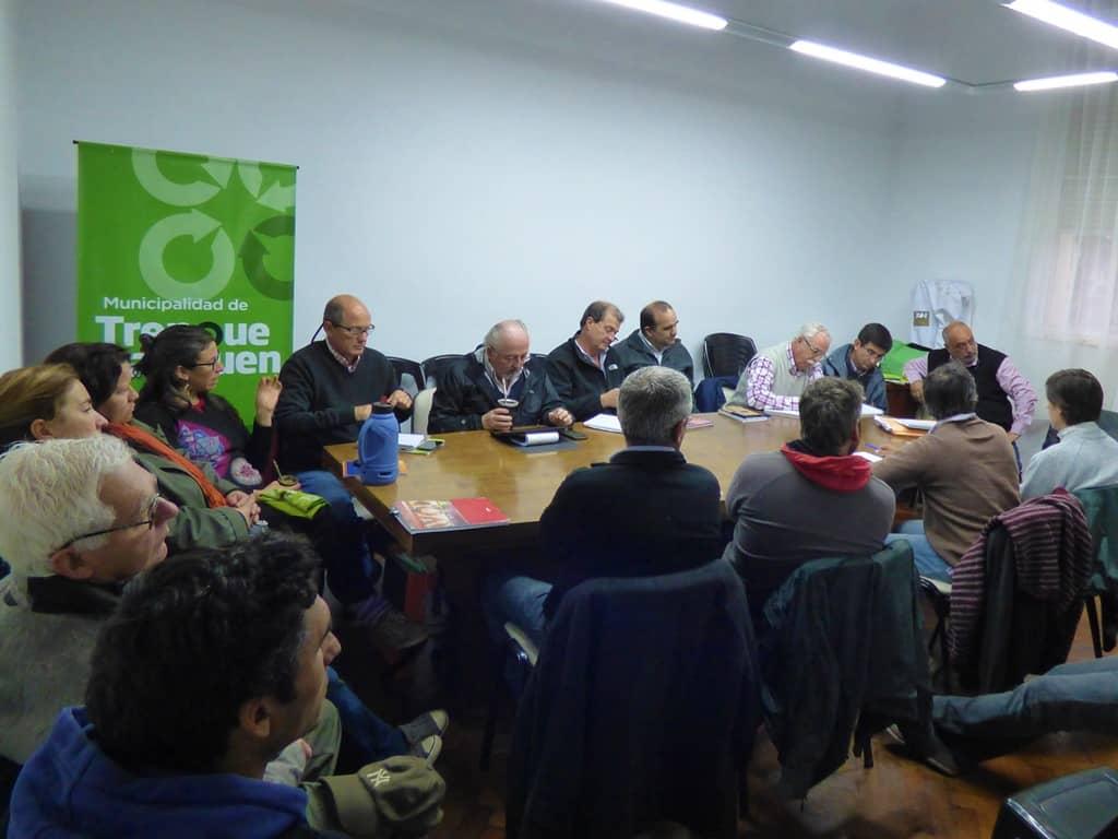 Se reunió hoy el Consejo Asesor de Ambiente