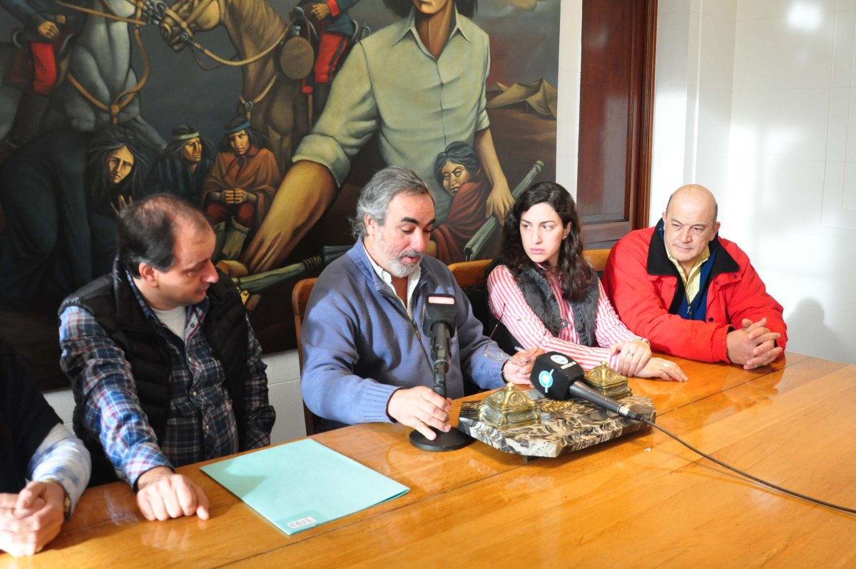 Se firmó un convenio para Residencia Estudiantil en Trenque Lauquen
