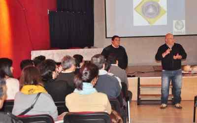 Defensa Civil: charla de RCP para Fiscalía
