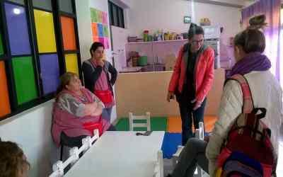 Se incorporó una coordinadora al Jardín Maternal de 30 de Agosto
