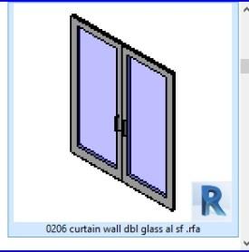 0206 cortina de cristal de la pared dbl al sf  .rfa