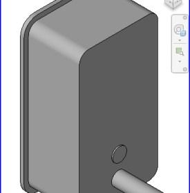 0257 dispensador de jabon montado en la pared .rfa