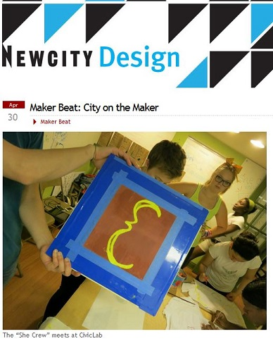 NewCity screen