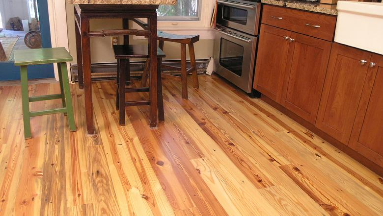 Southern Yellow Pine Tg Flooring