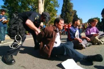 Calderon arrested