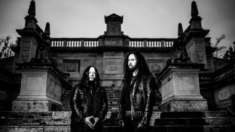 SINSAENUM un supergroup composé de Joey Jordison, Frederic Leclerc, Stéphane Buriez...