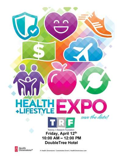 2019 Health + Lifestyle Expo | Training and Research ...