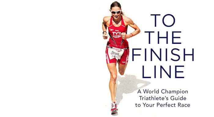 Image result for to the finish line chrissie wellington review
