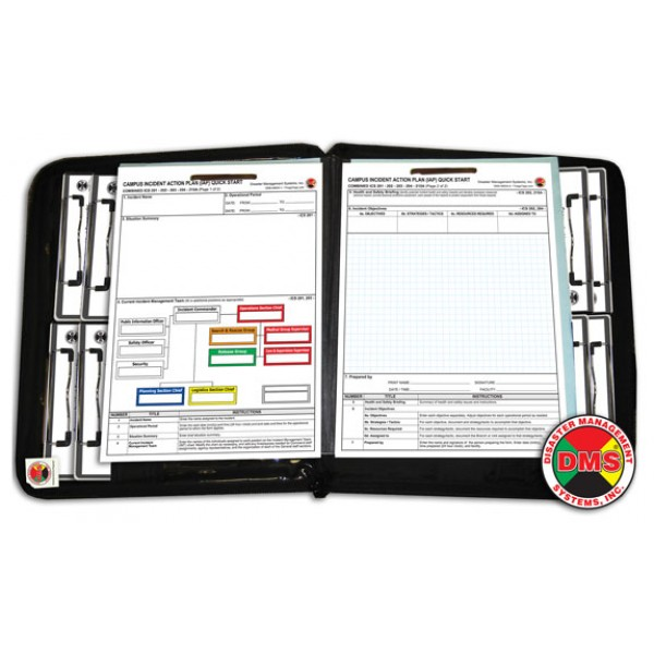 Mobile Incident Action Plan Kit - incident action plan