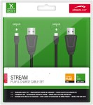 Stream Play & Charge Cable Set