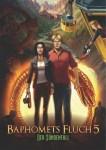 Baphomets Fluch 5 - Der Sündenfall - Cover