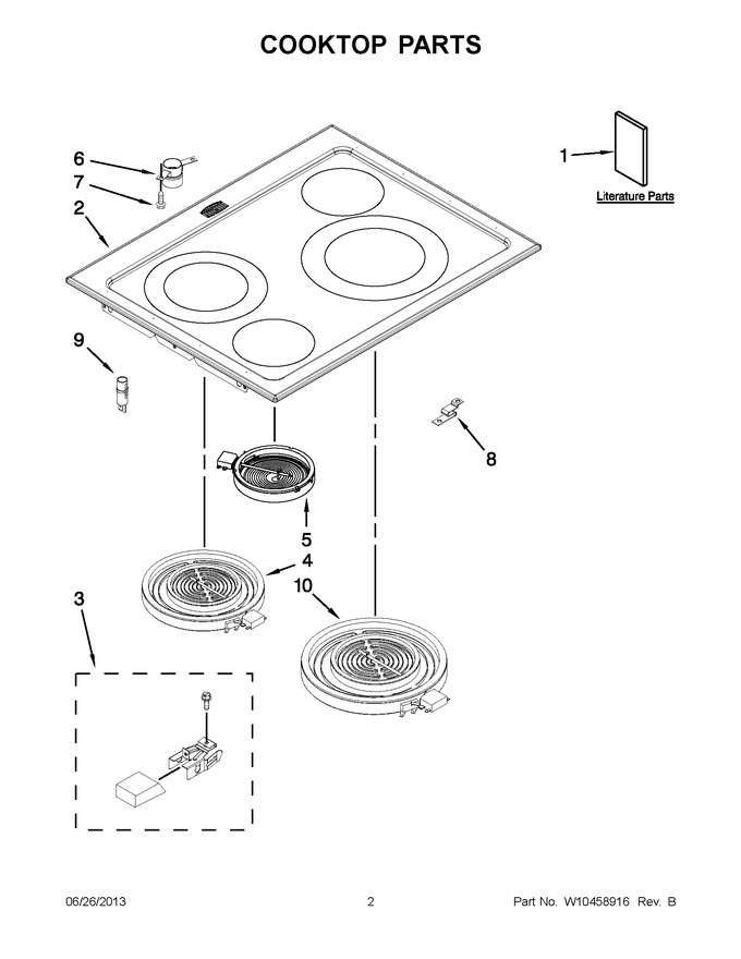wiring diagram for whirlpool 8273994