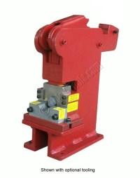 Pro Hand Press Pipe and Tube Notcher | eBay