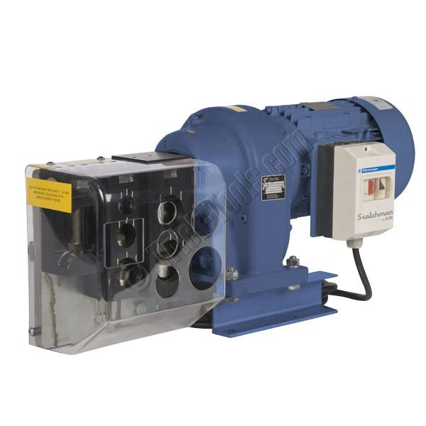 Pin Baileigh Tn 200e Electric Pipe Notcher Coping Machine