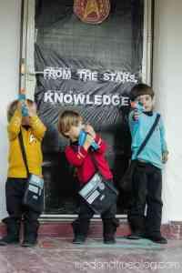 Star Trek Halloween Costume for Kids! - Tried & True