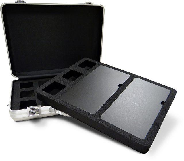 Aluminium Briefcase with Custom Interior