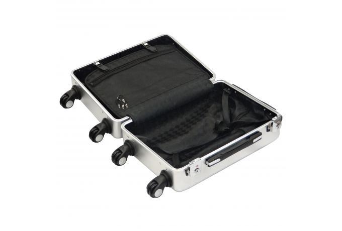 Aluminium suitcase