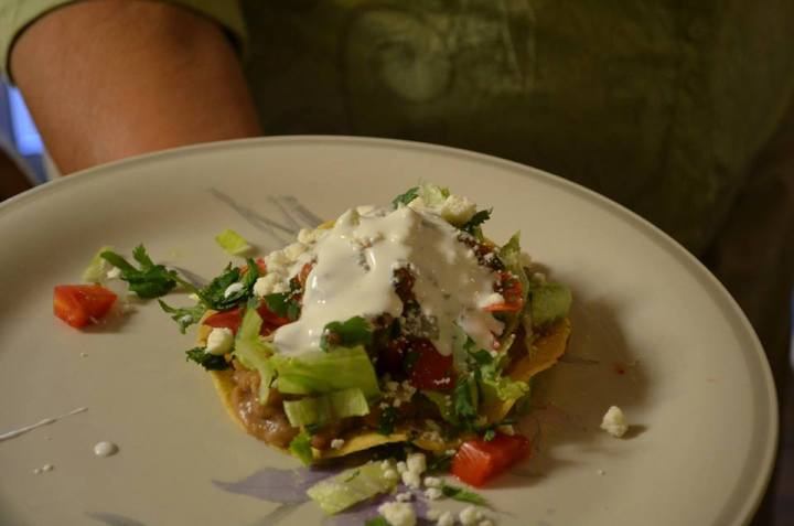 Celebrating Hispanic Heritage (tostada recipe) | Trilingual Mama
