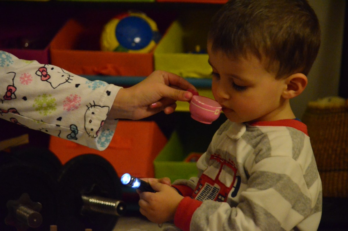 The importance of pretend play in language development