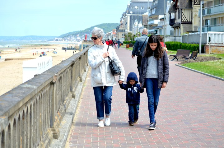 Love where you live - Cabourg | Trilingual Mama