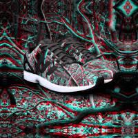 adidas Originals | #miZXFLUX photo print