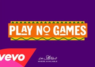 Big Sean ft. Chris Brown & Ty Dolla $ign – Play No Games (Video)
