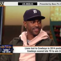 Big Sean Talks Lions Playoff Loss and LeBron in the Finals (Video)