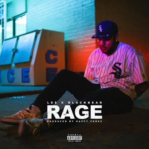 Le$ ft. Blackbear – Rage (Audio)
