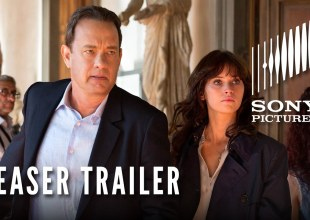 Inferno starring Tom Hanks – Teaser Trailer