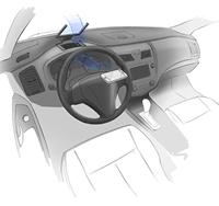 Samsung's Visit to SenseDriver Focuses on the Future of Light-Adjusting Heads-Up Display Technology Inside the Car