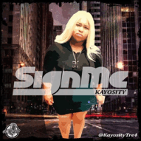 "North Carolina Recording Artist Kayosity Releases New Mixtape ""Sign Me"""