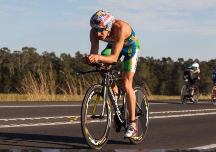 ironman sunshine coast pete ride