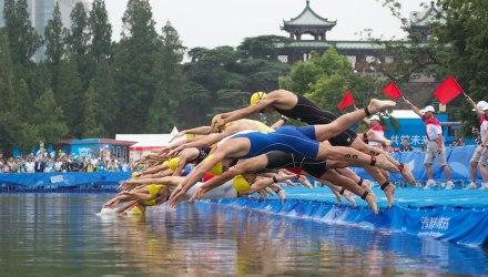 Boys Race Youth Olympics Nanjing 18.08.2014