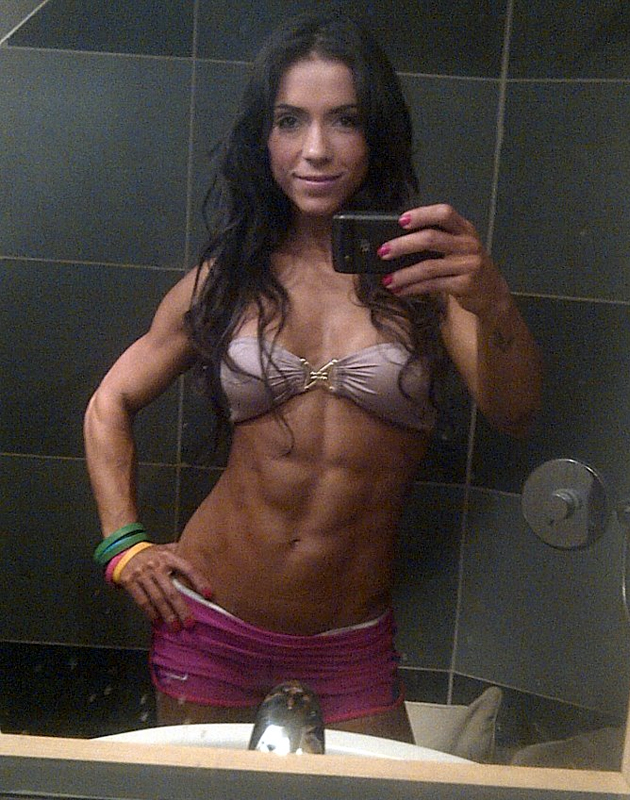 Diet Motivation Quotes Wallpaper Female Abs Motivation 25 Pics Of Women With Sculpted Abs
