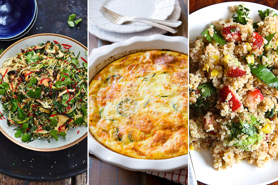plan meals for a month