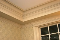 Pin Shelving-interior-window-trim-crown-coffered-ceiling ...