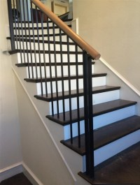Contemporary Staircase.Contemporary Stair Made From Maple ...