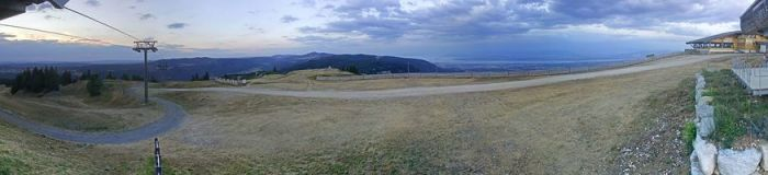 Top of Monts-Jura