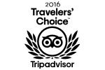TripAdvisor Traveler's Choice Award 2016