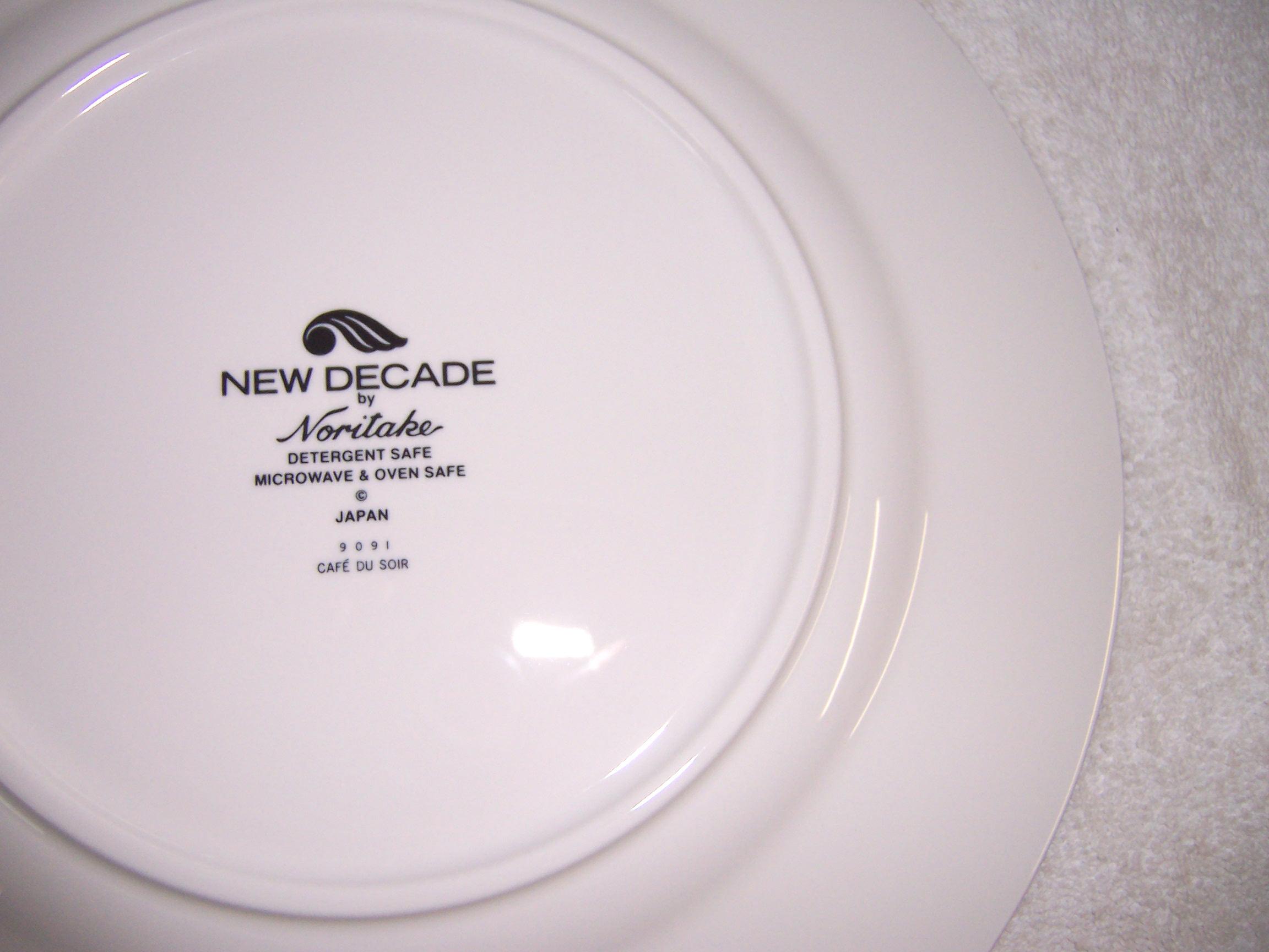 SaveEnlarge · 3 Vintage Noritake Quotgoldenaquot Dinner Plates ... & Noritake Dinner Plates - Castrophotos